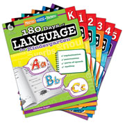Practice, Assess, Diagnose: 180 Days of Language