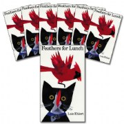 Feathers for Lunch Big Book Read-Along Set (Set of 7)