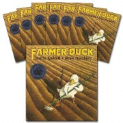 Farmer Duck Big Book Read-Along Set (Set of 7)