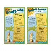 10 Minute Talks:Summer Reading Parent Brochure (Set of 25)