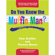 Do You Know The Muffin Man? Activity Book