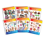 Bilingual Picture Books (Set of 6)