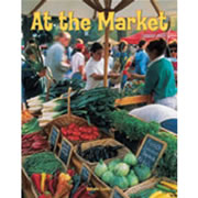At the Market - Paperback