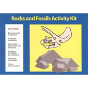 Rocks & Fossils Activity Cards