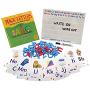 Everything Alphabet Transition Kit
