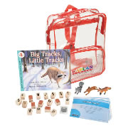 Back to Back Learning Kit - Animal Tracks