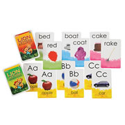 Alphabet & Rhyming Card Game Set