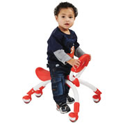 Pewi YBike Riding Toy - Red