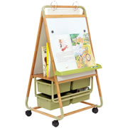 Eco Bamboo Teaching Easel
