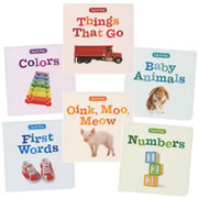 Say & Play Board Book Set (Set of 6)
