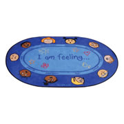 My Feelings Carpet - 4' x 6'