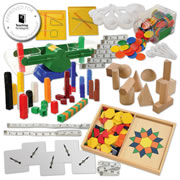 The Creative Curriculum® Mathematics Skills Kit for Preschool