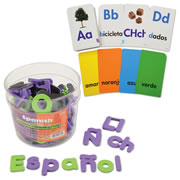 The Creative Curriculum® Language and Literacy Skills Kit - Spanish Supplement