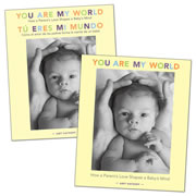 You Are My World: How a Parent's Love Shapes a Baby's Mind - Hardcover