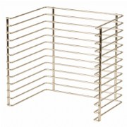 12-Slot Wire Puzzle Rack