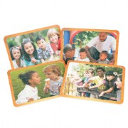 Friends Like Me Diversity Puzzle Set (Set of 4)