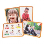 Friends Like Me Differing Abilities Puzzles - Set of 4