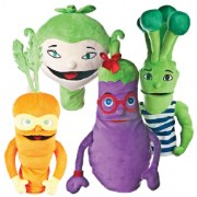 Super Sprowtz® Puppet Set (Set of 4)