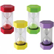 Mega Sand Timer Set (Set of 4)