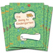 I'm Going to Kindergarten (Set of 5)