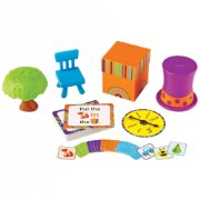 Fox in the Box - Positional Words Activity Set