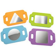 Shape Mirrors (Set of 4)