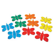 Shimmer Shapes Butterflies