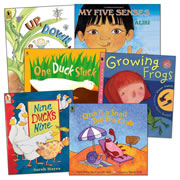 Math and Science Big Book Set (Set of 6)