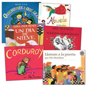 Spanish Favorites Book Set (Set of 6)