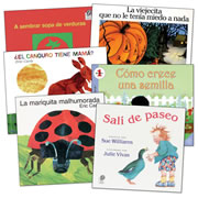 Traditional Stories in Spanish Book Set (Set of 6)