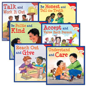 Learning to Get Along Book Set (Set of 6)