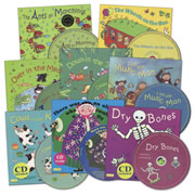 Classic Stories Book & CD Set (Set of 8)