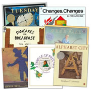 Wordless Book Set (Set of 7)