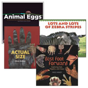 Fascinating Animal Pictures Book Set (Set of 4)