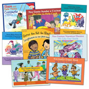 Health, Nutrition, & Physical Activity Bilingual Book Set