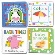 Make a Splash™ Vinyl Book Set (Set of 4)