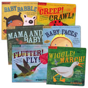 Wordless Picture Book Set (Set of 6)