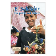 El Salvador the People and Culture - Hardcover