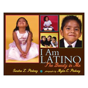 I Am Latino: The Beauty in Me - Hardcover