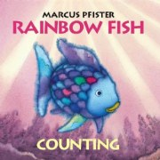 Rainbow Fish Counting - Board Book
