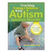 Teaching Young Children With Autism Spectrum Disorder - Paperback