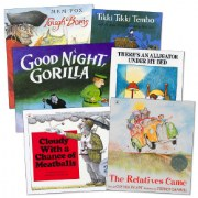Building on Words Book Set (Set of 6)