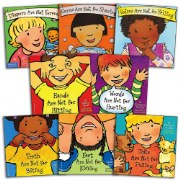 Learning to Get Along Board Book Set (Set of 8)