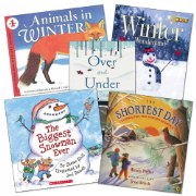 Winter Theme Books - Set of 5