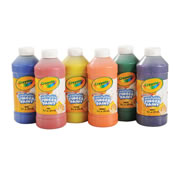 16 oz. Finger Paint - Set of 6