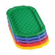 Flat Activity Trays - Set of 5