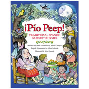 Pio Peep!: Traditional Spanish Nursery Rhymes - Hardback