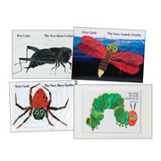 The Very . . . Book Set by Eric Carle (Set of 4) - Hardback