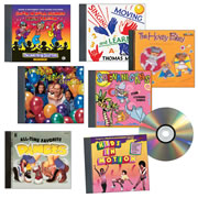 Music for Dance, Movement and Exercise CD Set (Set of 7)