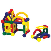 Magneatos™ Jumbo Builder 89 Piece Set